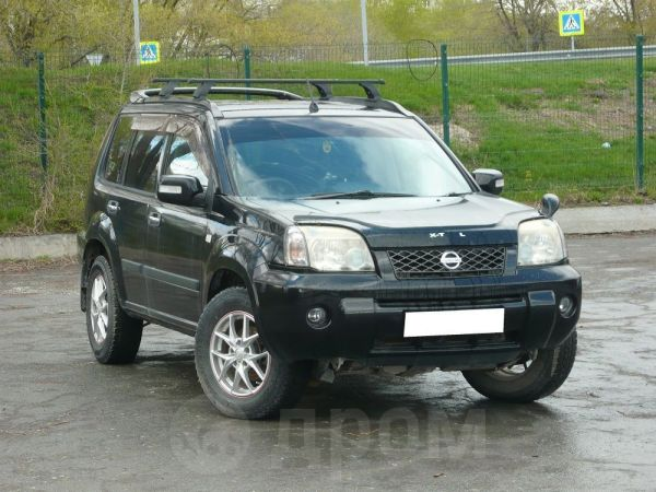 Nissan X-Trail, 2005 год, 475 000 руб.
