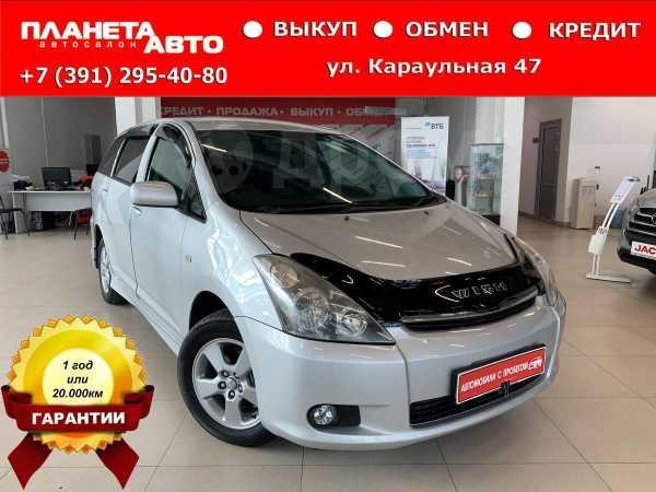 Toyota Wish, 2003 год, 467 000 руб.