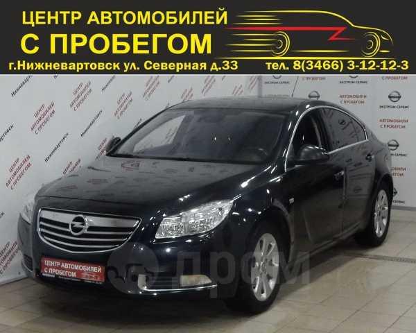 Opel Insignia, 2011 год, 575 000 руб.
