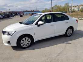 Белогорск Corolla Axio 2015