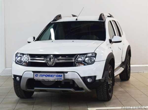 Renault Duster, 2017 год, 645 000 руб.