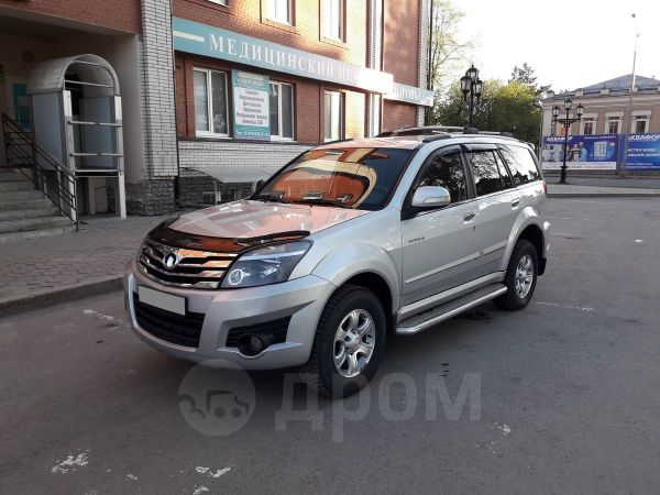 Great Wall Hover H3, 2011 год, 474 999 руб.