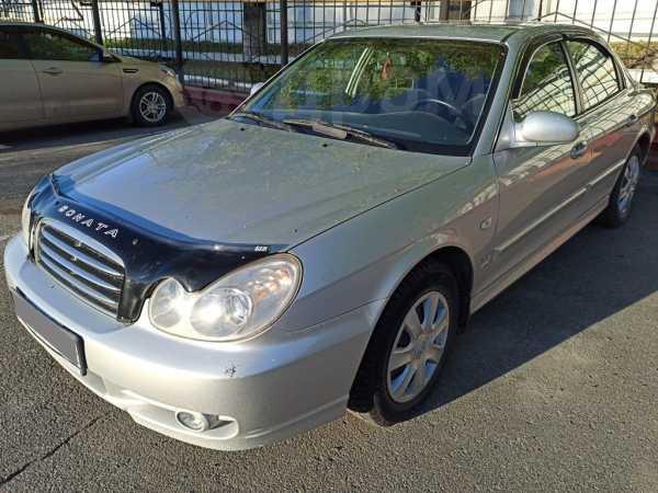 Hyundai Sonata, 2006 год, 245 000 руб.