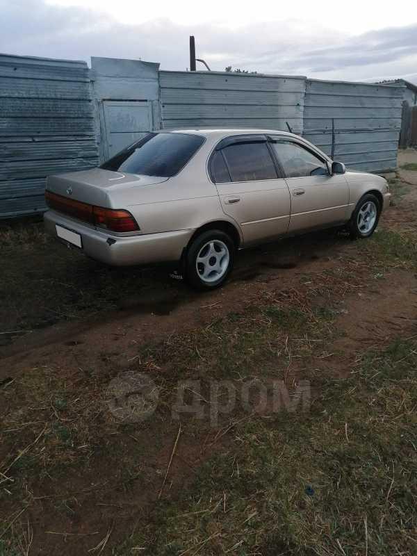 Toyota Corolla, 1992 год, 190 000 руб.