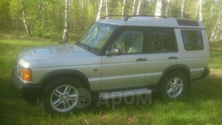 Land Rover Discovery, 2002 год, 455 000 руб.