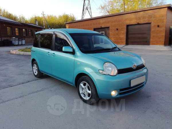 Toyota Sienta, 2004 год, 315 000 руб.