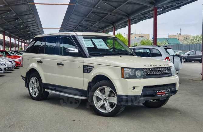 Land Rover Range Rover Sport, 2010 год, 939 000 руб.