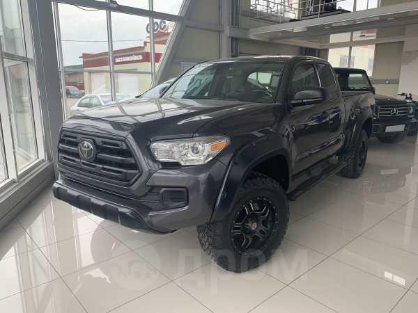Toyota Tacoma, 2018 год, 2 760 000 руб.