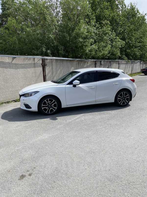 Mazda Mazda3, 2013 год, 600 000 руб.