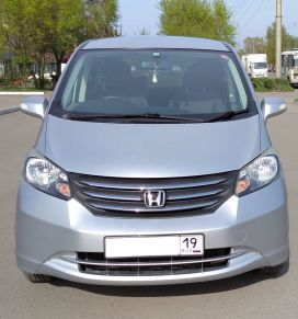 Абакан Honda Freed 2009
