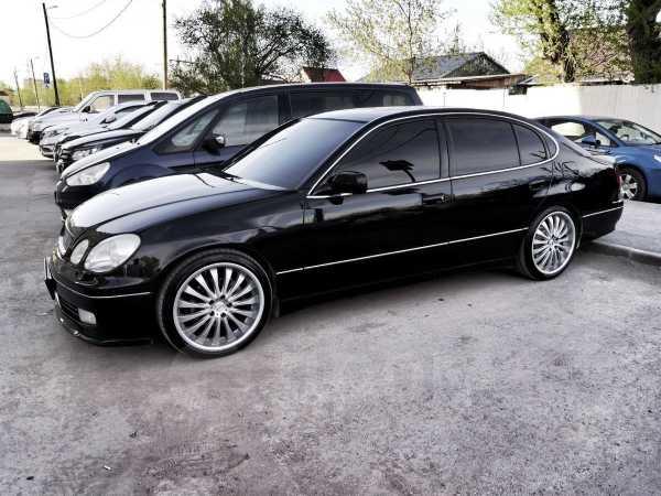 Lexus GS430, 2000 год, 550 000 руб.