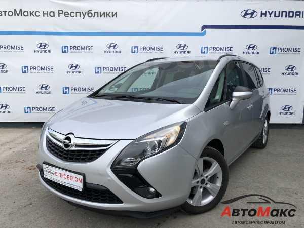 Opel Zafira, 2012 год, 710 000 руб.