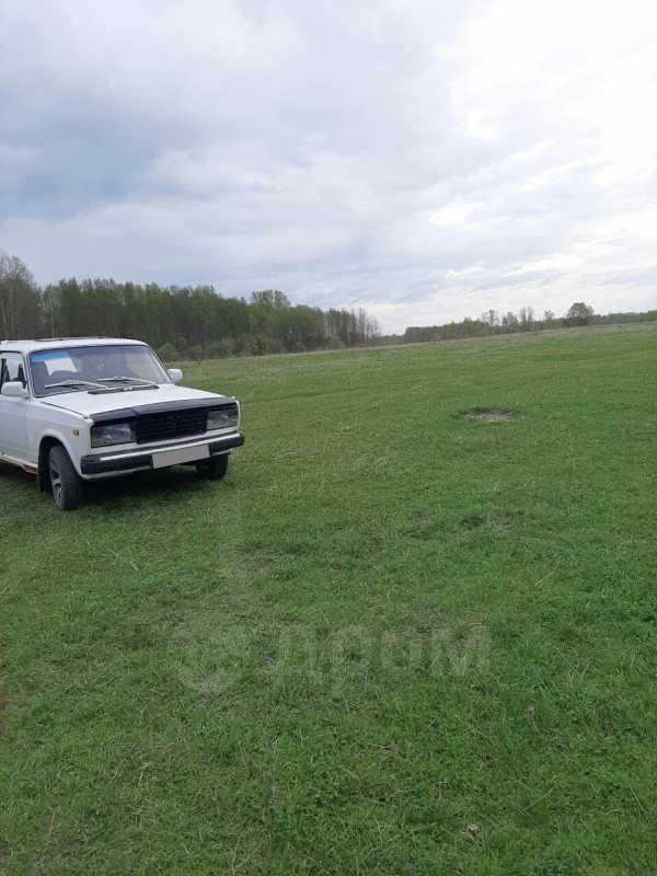 Лада 2107, 2003 год, 60 000 руб.