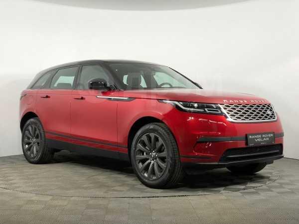 Land Rover Range Rover Velar, 2020 год, 4 798 000 руб.
