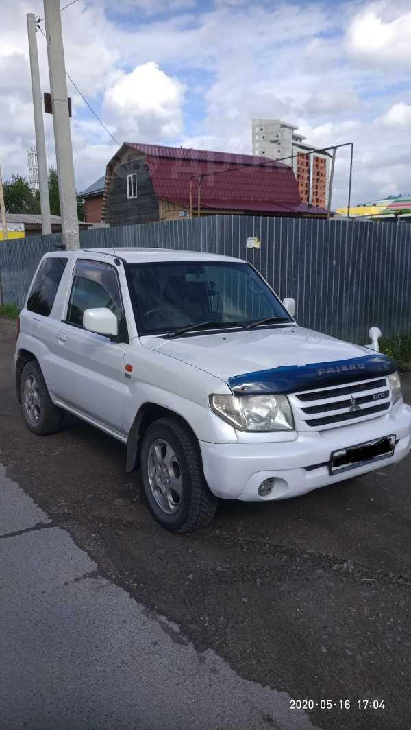 Mitsubishi Pajero iO, 2002 год, 275 000 руб.