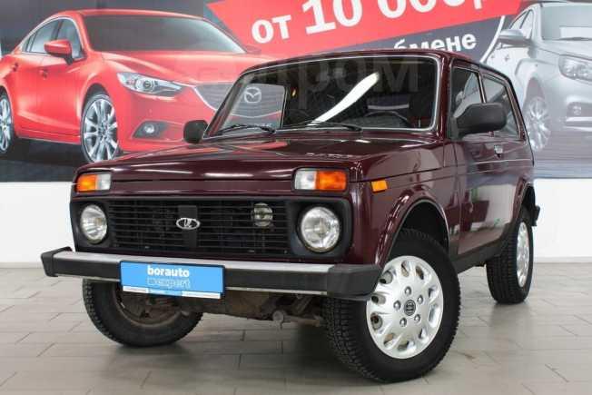 Лада 4x4 2121 Нива, 2012 год, 189 000 руб.