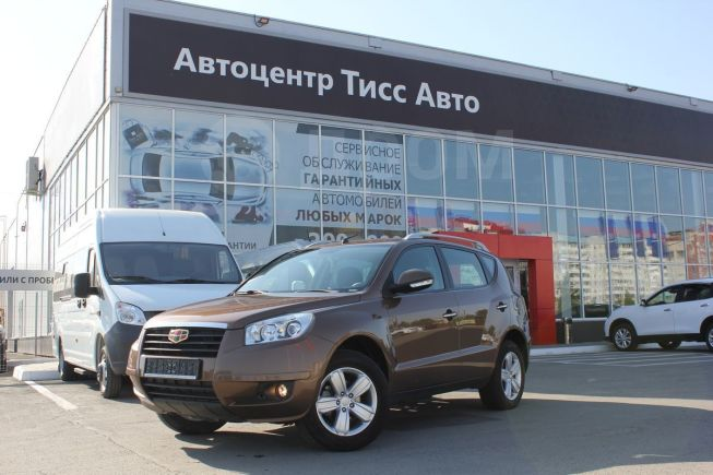 Geely Emgrand X7, 2013 год, 410 000 руб.