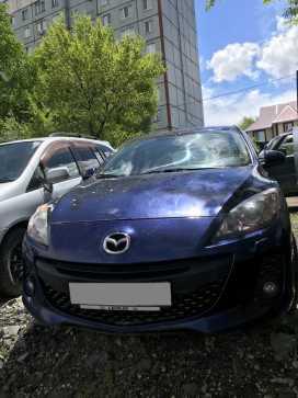 Артём Mazda3 2012