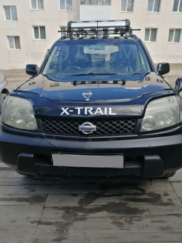 Nissan X-Trail, 2005 год, 600 000 руб.