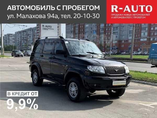 УАЗ Патриот, 2014 год, 427 970 руб.