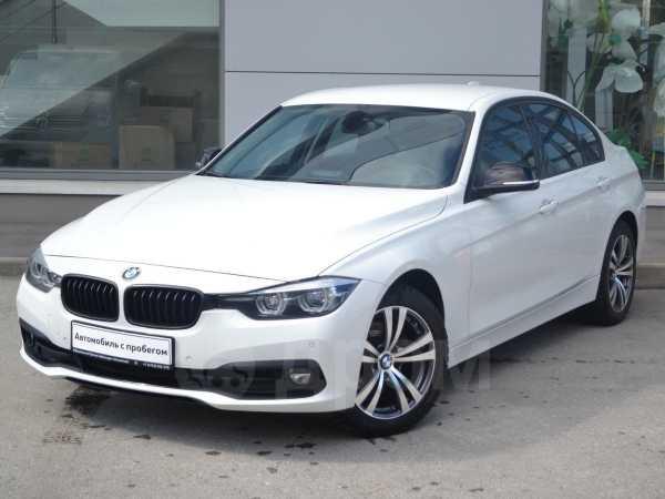 BMW 3-Series, 2017 год, 1 290 000 руб.