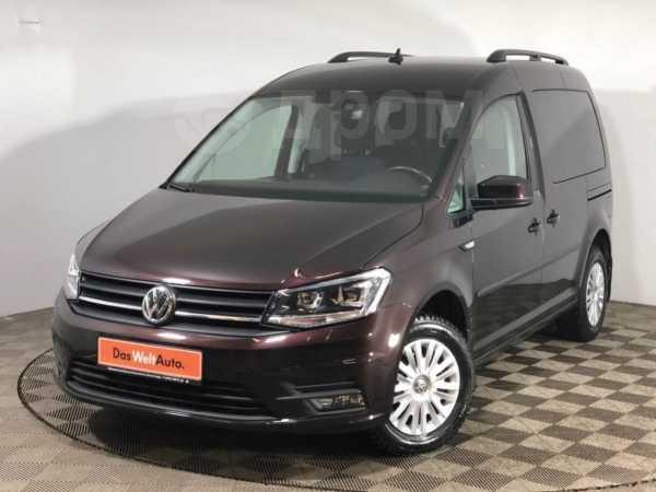 Volkswagen Caddy, 2018 год, 1 183 000 руб.