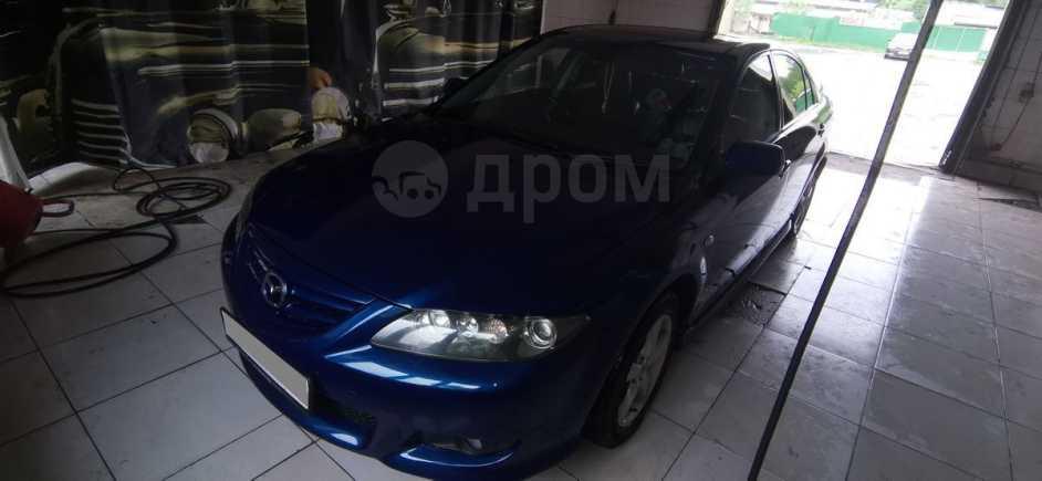 Mazda Atenza, 2003 год, 300 000 руб.