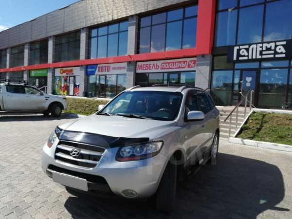 Hyundai Santa Fe, 2007 год, 550 000 руб.
