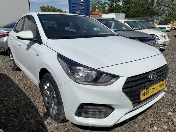 Hyundai Solaris, 2017 год, 699 000 руб.