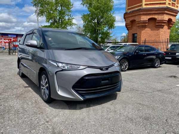 Toyota Estima, 2016 год, 1 620 000 руб.