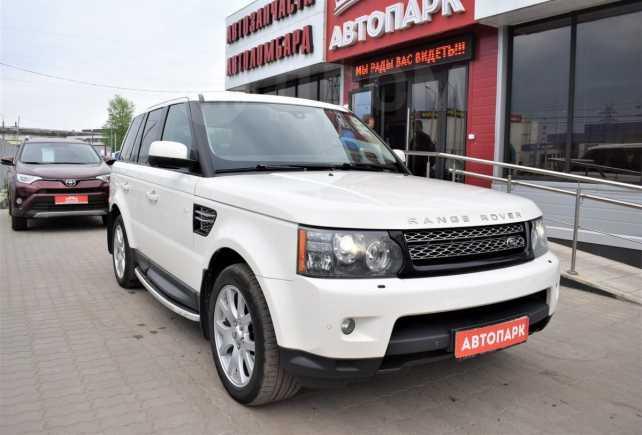 Land Rover Range Rover Sport, 2009 год, 899 000 руб.