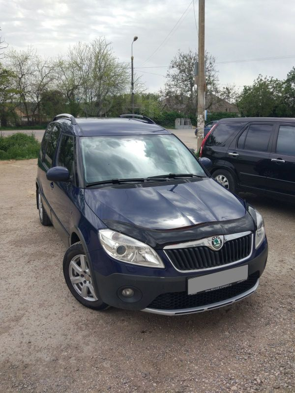 Skoda Roomster, 2011 год, 470 000 руб.