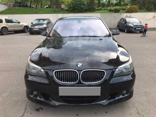 BMW 5-Series, 2006 год, 589 000 руб.