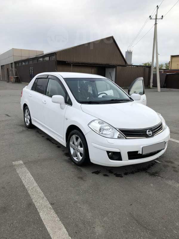 Nissan Tiida, 2013 год, 570 000 руб.