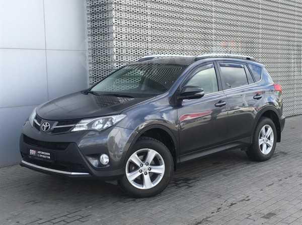 Toyota RAV4, 2013 год, 1 097 000 руб.