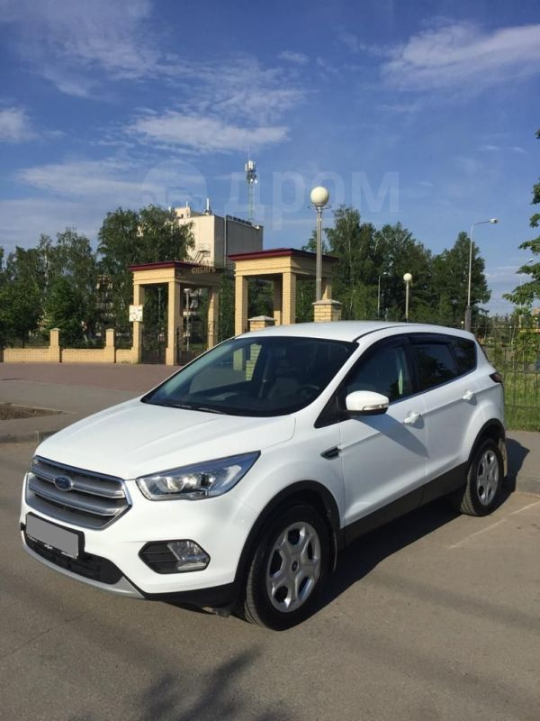 Ford Kuga, 2018 год, 1 300 000 руб.
