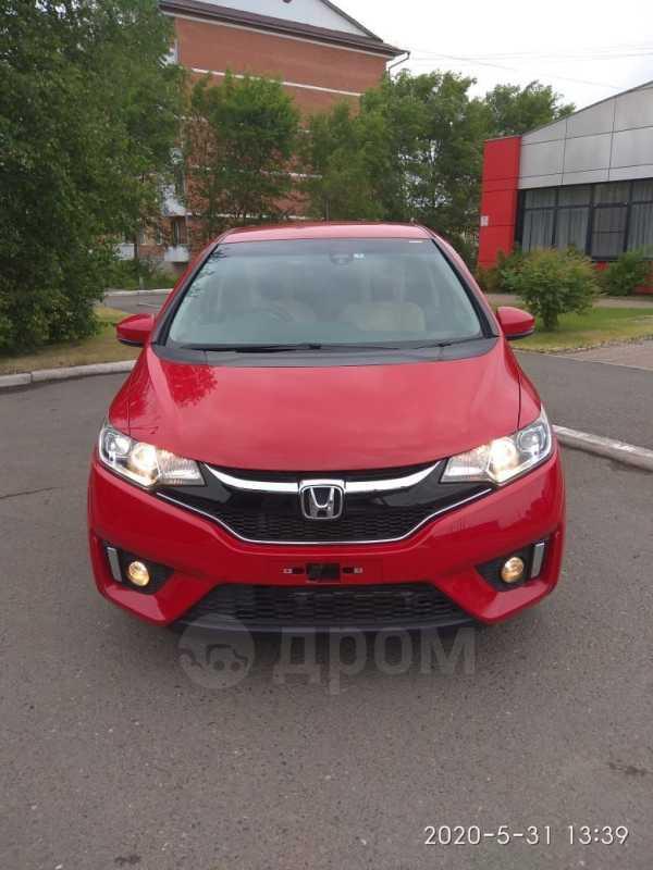 Honda Fit, 2016 год, 709 000 руб.