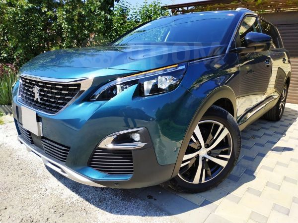 Peugeot 5008, 2017 год, 1 300 000 руб.