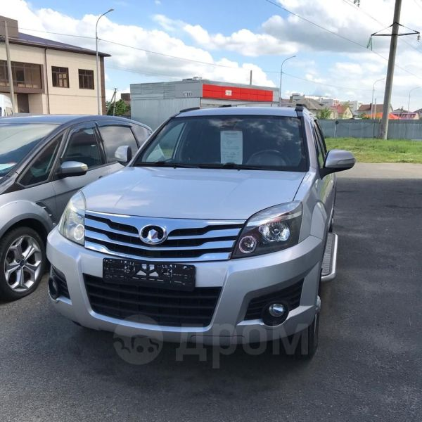 Great Wall Hover H3, 2014 год, 670 000 руб.