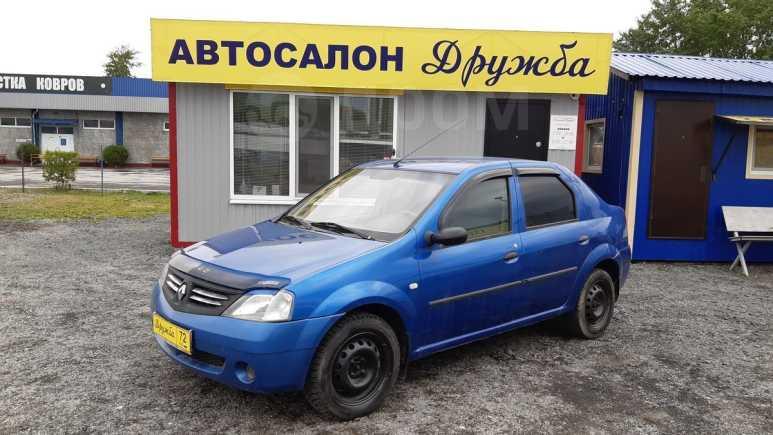 Renault Logan, 2006 год, 165 000 руб.