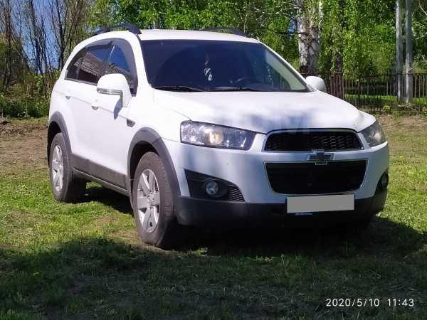 Chevrolet Captiva, 2013 год, 760 000 руб.