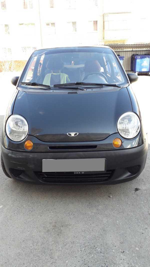 Daewoo Matiz, 2009 год, 80 000 руб.