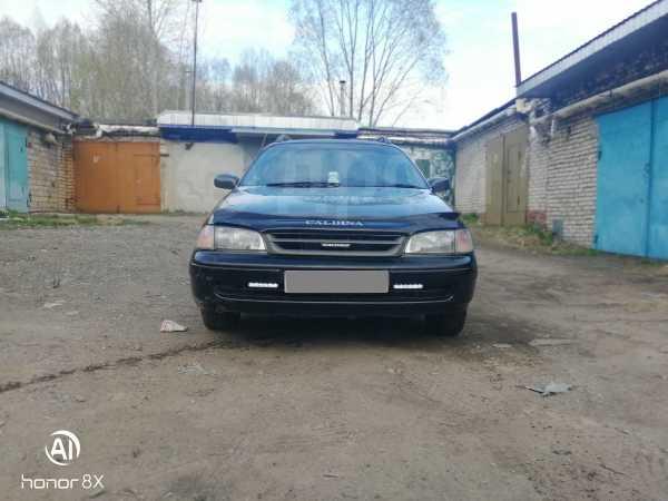 Toyota Caldina, 1996 год, 165 000 руб.