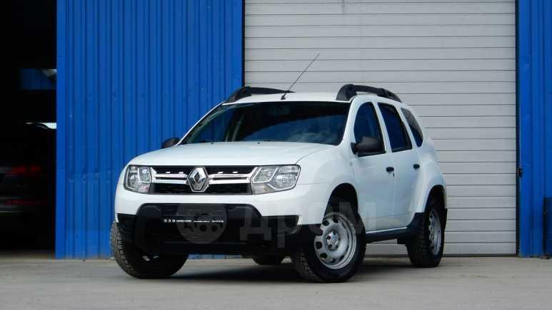 Renault Duster, 2016 год, 599 196 руб.