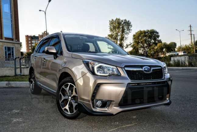 Subaru Forester, 2012 год, 1 160 000 руб.