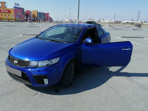 Kia Cerato Koup, 2012 год, 535 000 руб.