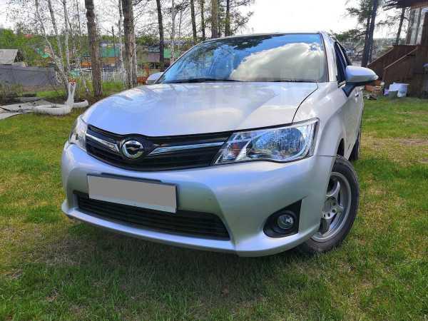 Toyota Corolla Fielder, 2014 год, 650 000 руб.