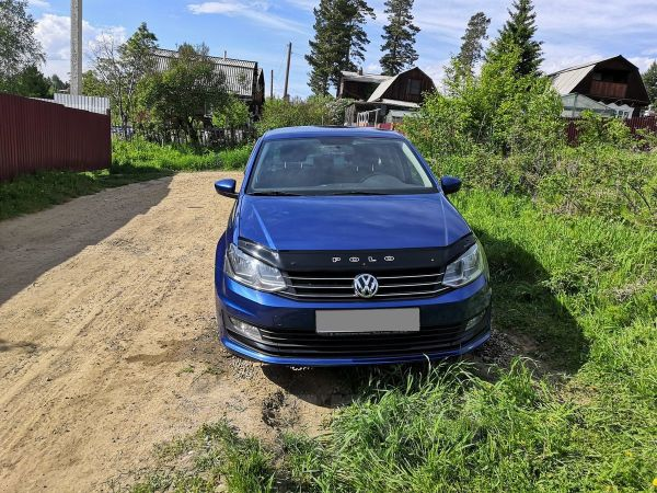 Volkswagen Polo, 2019 год, 840 000 руб.