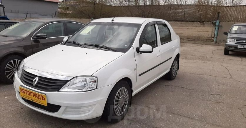 Renault Logan, 2014 год, 325 000 руб.