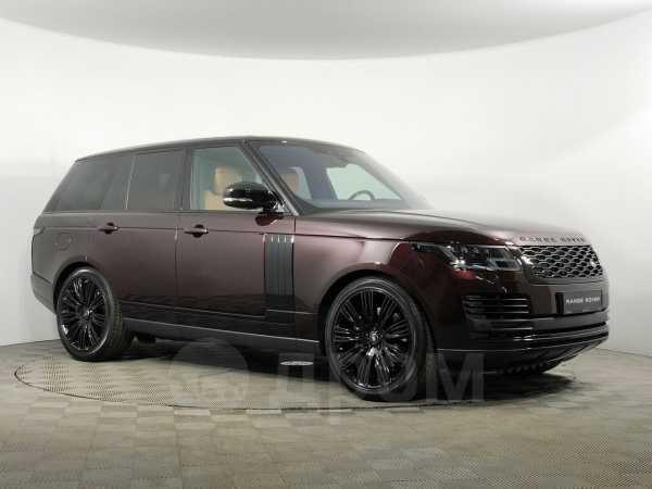 Land Rover Range Rover, 2020 год, 11 766 000 руб.